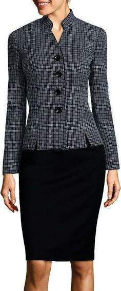 Awesome... Business Casual Wear For Ladies #marvelous