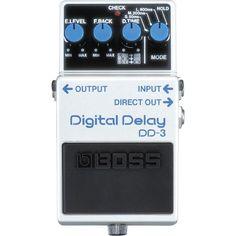 Digital Delay, up to 800ms - Van De Moer Instruments