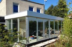 Atelierserre Almere NL | Arc2 architecten