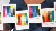 Het 6 seizoenensysteem bij kleurenanalyes.