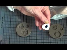 Pressed Clay Embellishments