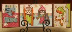 Monique Griffith Designs: TGI Fancy Card Friday!