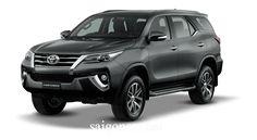 Toyota Fortuner 2018 Mau Xam