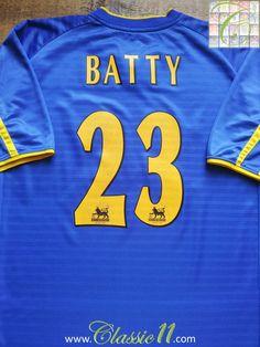 9b917de3055 2001 02 Leeds United Away Premier League Shirt (XL)