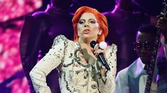 David Bowie's death last month at the age of 69 inspired an outpouring of grief from every corner of the musical world. It was only fitting that tribute be paid at tonight's Grammy Awards, and Lady...