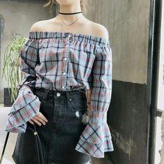Cute Fashion, Look Fashion, Girl Fashion, Fashion Outfits, Womens Fashion, Fashion Design, Fashion Ideas, Street Fashion, 90s Fashion