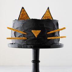 Black Cat Cake! Cele