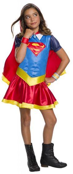Home 2018 Halloween Children Wonder Woman Chevalier Costume Kids Superman Dresses Girls Cosplay Anime Superman Sets Birthday Dress