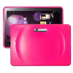 Impact (Hot Pink) Samsung Galaxy Tab 10.1 P7100 Cover