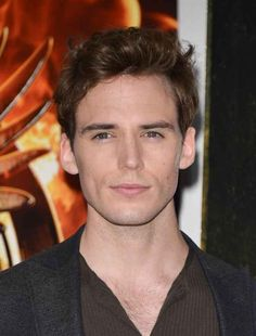 "He has the beautiful angelic face of a Hunger Games victor. | 31 Reasons Sam Claflin Is The ""Hunger Games"" Tribute Of Your Dreams"