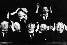 Enfocarte.com - n°18 - Teatro: Tadeusz Kantor - La clase muerta Strange Fruit, Billie Holiday, Samuel Beckett, Pink Floyd, August Strindberg, Costume, Cabaret, Einstein, Music Videos