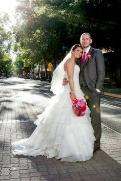 WedPics Featured Couple: Courtney & Steve | Our Blog