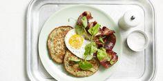 Savoury Spinach Pancakes