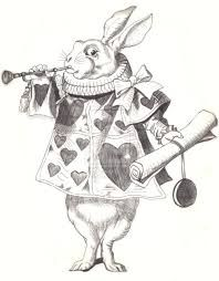 Alice and wonderland sketch - Google Search
