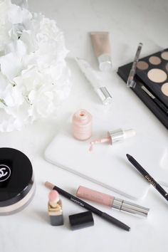 My favorite make-up products!