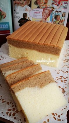 MiMi Bakery House: The Ogura Craze : Coffee Ogura Cake 咖啡相思蛋糕 [01 May 2015]