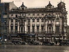 Friedrichstraße ecke Wilhelmstraße.. Haus am die Lubecker.. 1910