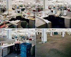 The Vanishing American Newsroom: One photographer's unrestricted look at a newspaper's struggle to survive.
