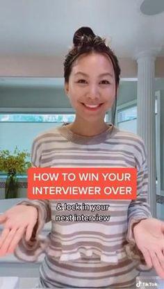 Job Interview Answers, Job Interview Preparation, Life Hacks For School, School Study Tips, Interviewing Tips, Job Help, Future Jobs, Resume Tips, Career Advice