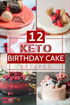 Weight Loss Diet Food Let's Best Keto Birthday Cake Recipes! Loss Diet Food Let's Best Keto Birthday Cake Recipes! Keto Friendly Desserts, Low Carb Desserts, Low Carb Recipes, Diet Recipes, Dessert Recipes, Ketogenic Recipes, Cheesecake Recipes, Cupcake Recipes, Lunch Recipes