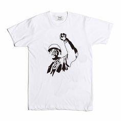 Chance the Rapper White Tee (Unisex)