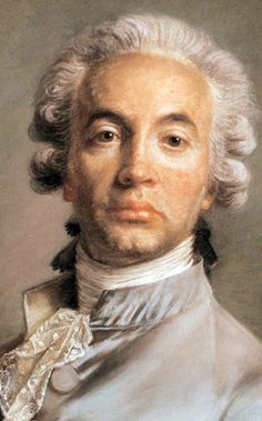 Loyal Royalist Selfie! Joseph Boze (ca. 1746–1826) was a French portrait & miniature painter born at Les Martigues (Bouches-du-Rhône). He painted the portraits of Louis XVI & Marie Antoinette, and, being devoted to the court and the royal family, narrowly escaped the guillotine. He was thrown into prison, but the fall of Robespierre set him at liberty, and he came to England, where he remained until the restoration. He died in Paris in 1826. His own portrait is among his drawings in the…