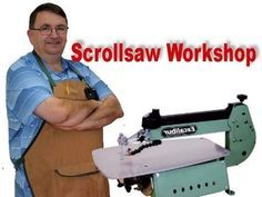 Scroll saw blog with extensive library of free patterns