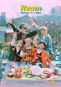 1TEAM OFFICIAL (@1team_official)   Twitter K Pop, Bts Namjoon, Gifs, Daejeon, Kpop Posters, Album Releases, Tarzan, Day6, Zayn Malik