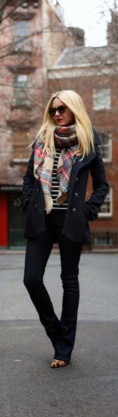 Denim: Baldwin Heels: Madewell Sweater: Comme de Garcon