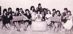 Iran- Women's Orchestra (1960s)
