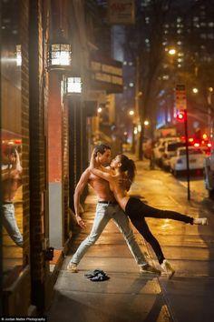 Bailarines entre nosotros