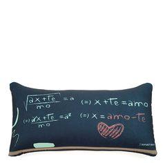 Almofada Matemática do Amor