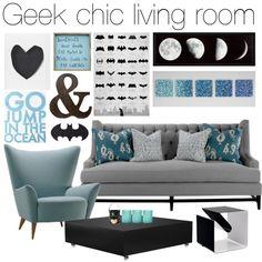 1000 ideas about batman room decor on pinterest nerd for Room decor ideas for nerds