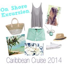 """""""Cruise 2014"""" - On shore excursion wear for site seeing shopping, jeep tours, and more :)"""