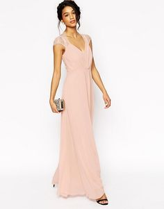 ASOS | ASOS Kate Lace Maxi Dress