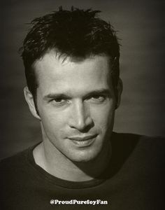 JAMES PUREFOY... Oh, That Young Face! <3