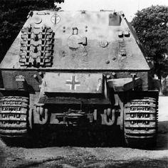"Panzerjäger Tiger(P) ""Elefant"" früher ""Ferdinand"" mit 8,8 cm Pa.K. 43/2 (Sd.Kfz. 184) | Flickr - Photo Sharing!"