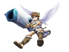Pit - Kid Icarus Uprising - Kid Icarus games - Nintendo