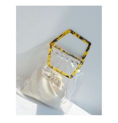 Your place to buy and sell all things handmade Jelly Bag, Transparent Bag, Frame Bag, Clear Bags, Clutch Bag, Tote Bag, Day Bag, Shopper Bag, Makeup Case