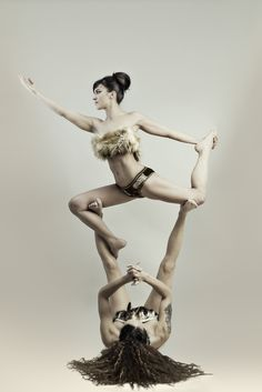 Acro-Yoga by imfstudio.com , via 500px