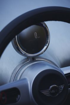 Less is more with MINI Superleggera™ Vision's minimalistic interior.
