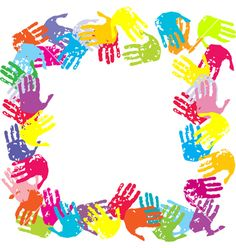Handprint clipart cross - pin to your gallery. Explore what was found for the handprint clipart cross Free Clipart Images, Free Images, How To Make Signs, Making Signs, Graphic Design Brochure, Printable Frames, Happy Children's Day, Praying Hands, Handprint Art