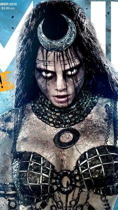 Enchantress #Suicide_Squad