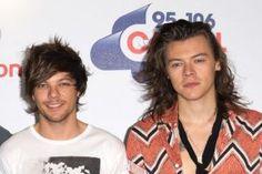 Harry Styles et Louis Tomlinson