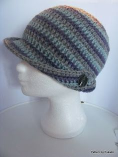 ao with <3 / Pukado By Patricia Stuart: Free Pattern: Robin Hat