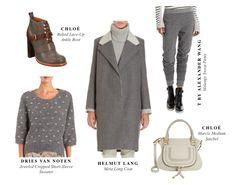Fall 2013 Womenswear Trends- Greyscale - Fashion & Feast