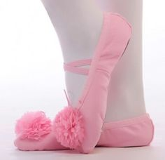 ballet shoes 003 pink