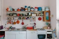 Freunde von Freunden — Sibylle Oellerich — Event & Interior Designer, Apartment, Mitte, Berlin — http://www.freundevonfreunden.com/interview...