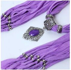 2013 New  Design Ladies Summer Jewelry Scarf