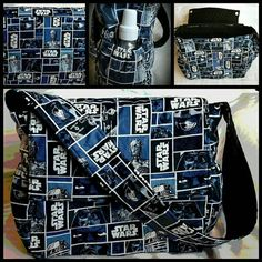 Hey, I found this really awesome Etsy listing at https://www.etsy.com/listing/246757034/star-wars-diaper-bag
